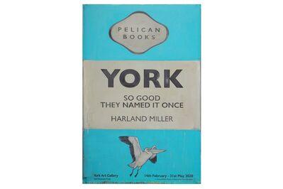 Harland Miller, 'York', 2020