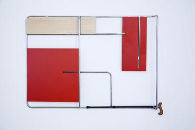Hisae Ikenaga, 'Subtle Oblivion (Red Walking Stick)', 2016
