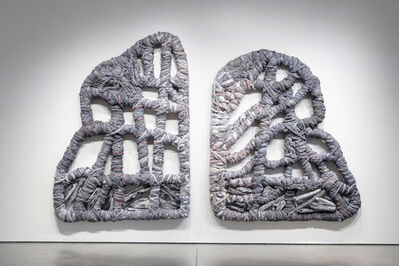 Vadis Turner, 'Cumulus Megaliths', 2018-2019