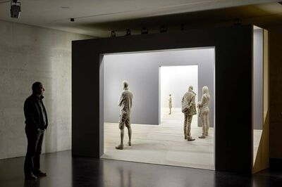 Peter Demetz, 'The Exhibition', 2014