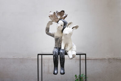 Clémentine de Chabaneix, 'Imaginary Friends', 2018