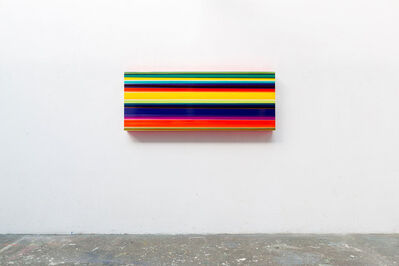 Thierry Feuz, 'Technicolor Panorama Orba', 2021