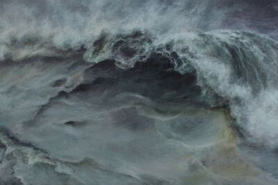 Elsa Muñoz, 'Water and Sand', 2017