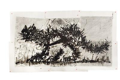 William Kentridge, 'Scribble Cat', 2010