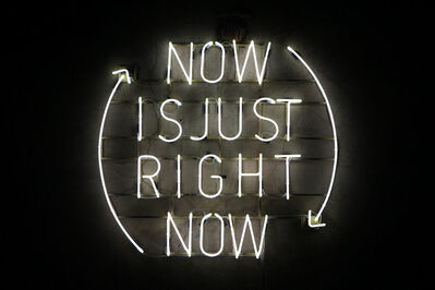 Egor Kraft, 'Now is just right now', 2012