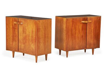 Bertha Schaefer, 'Pair of cabinets, New York', mid 20th C.