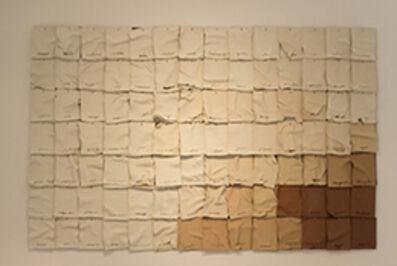 Paula De Solminihac, 'Atopos AZ-paño (Art - Basel 2014)', 2014
