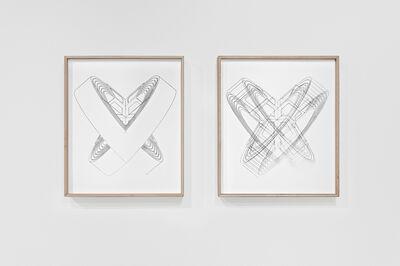 Alexis Hayère, 'Sculpture portée N°10 (diptyque)', 2016