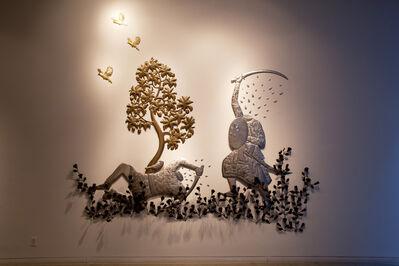 Adeela Suleman, 'Mubarizun - No More Series I', 2014