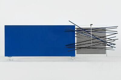 Jesús Rafael Soto, 'Vibration', 1969