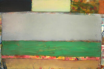 Robert Jessup, 'FLC Stretch Grey and Green', 2016