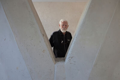 Dorian Gottlieb, 'Uri Avnery', 2017