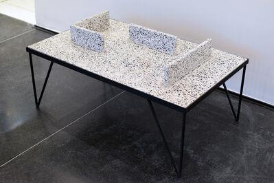 Diego Pérez, 'Cancha de Terrazo', 2019