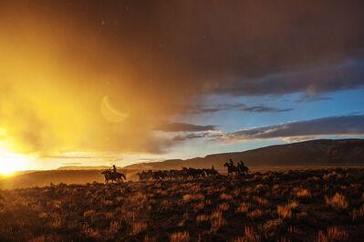 Jim Krantz, 'Epic Western No. 30', 2015
