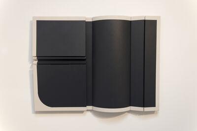 Robert William Moreland, 'Untitled Black Curve', 2018
