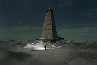 Evgenia Arbugaeva, 'Untitled 34, Weather Man ', 2014