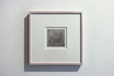 Jacob El Hanani, 'Circle and line', 2002