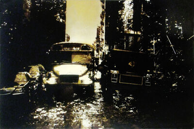 Kenji Nakayama, 'Concrete Jungle 3 (gold)', 2008