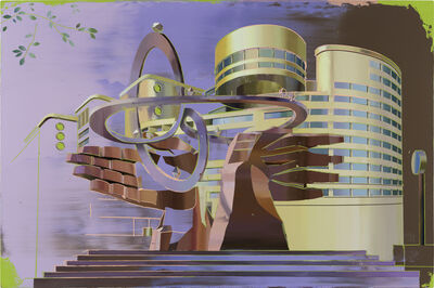 Cui Jie, 'Sunworld Dynasty Hotel Taipei', 2020