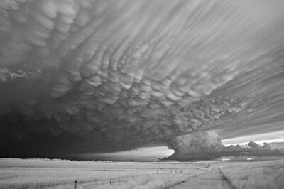 Mitch Dobrowner, 'Mammatus, Bolton, Kansas', 2016
