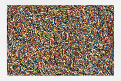 Sol LeWitt, 'Brushstrokes', 1996
