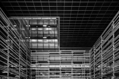 Axel Breutigam, 'Behind Bars', 2016