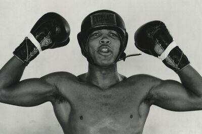 Marvin E. Newman, 'Cassius Clay (Muhammad Ali), 5th Street Gym, Miami', 1963