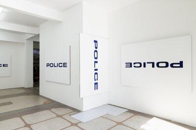 Merlin Carpenter, 'Police', 2013