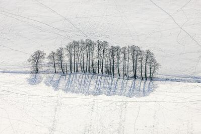 Klaus Leidorf, 'Snow shaddows', 2013