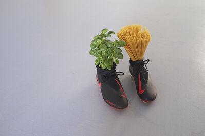 Gabriele de Santis, 'Spaghetti pomodoro e basilico', 2019