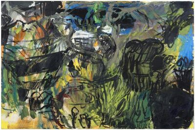 Anna Retulainen, 'Plein Air: Heinäkuu', 2016