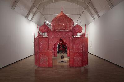 Rina Banerjee, 'Take me, take me, take me…to the Palace of love', 2003