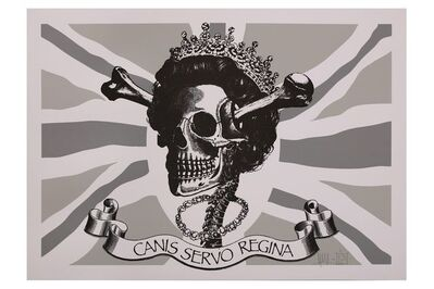 D*Face, 'Canis Servo Regina (Dog Save The Queen)', 2006