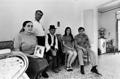 Mario Cresci, 'Tricarico, dalla serie 'Ritratti Reali'', 1974