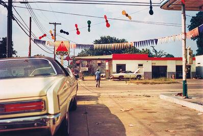 William Eggleston, 'Untitled (Citgo gas pump)', 1976