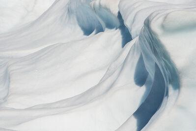 Diane Tuft, 'Undulation, De Quervain Havn, Greenland', 2016