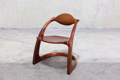 Wendell Castle, 'Zephyr Chair', 1979