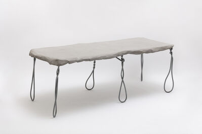 Faye Toogood, 'Maquette 243 / Wire & Card Table', 2020
