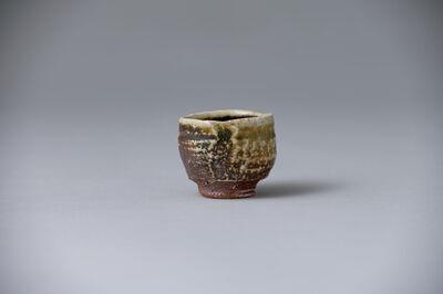 Ken Matsuzaki, 'Sake cup, yohen natural ash glaze', 2020