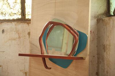 Karen Chekerdjian, 'Ikebana II – Wall Mirror', 2013