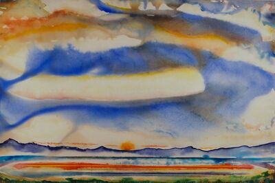 Jay Welden, '395 Sunset', 2018