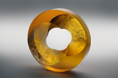 Josef Marek, 'Glass Sculpture - Fusion', 2019