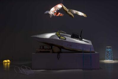 Antonio Cosentino, 'Aura Boat', 2020