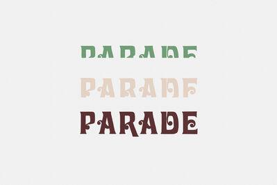 Donna Huddleston, 'Parade', 2019