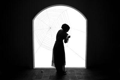 Shadi Ghadirian, 'Miss Butterfly #6', 2011