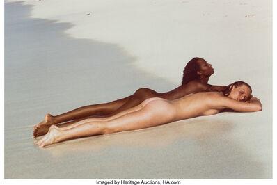Francesco Scavullo, 'Nude Studies (two photographs)', circa 1969