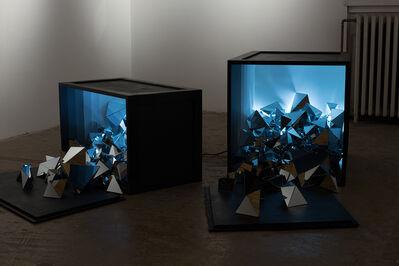 Simon Bilodeau, 'Crates', 2016