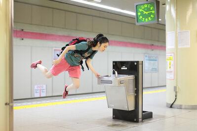 Natsumi Hayashi, 'Today's Levitation 05/06/2011', 2011