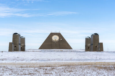Chi Yin Sim, 'Stanley R Mickelsen Safeguard Complex, North Dakota, from Most People Were Silent', 2017