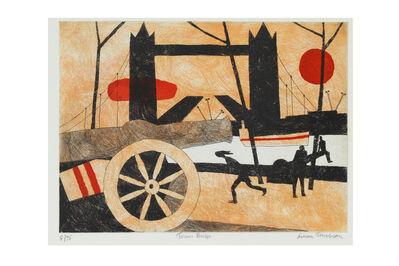 Julian Trevelyan, 'Tower Bridge'
